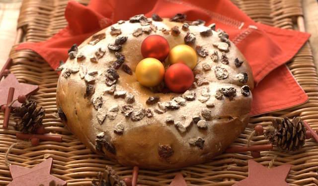 día de Reyes Magos comida rosca de Reyes