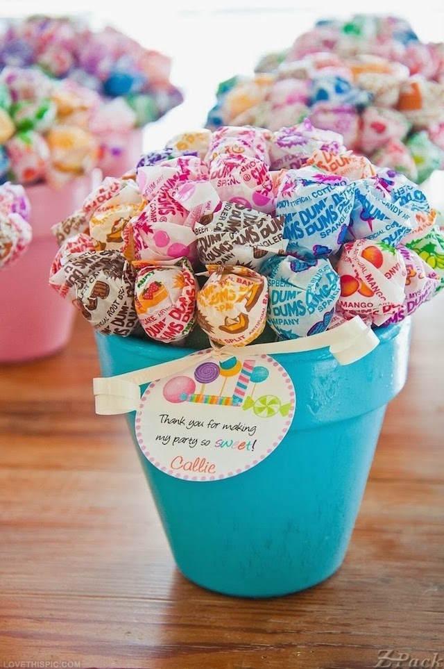 dulceros para fiestas infantiles decoración magnífica