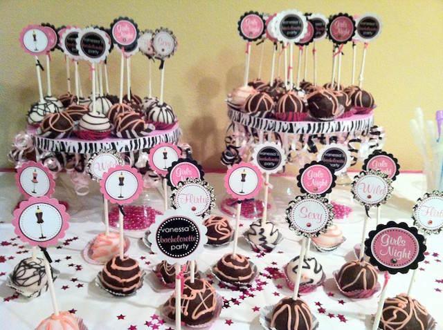 dulces preciosos ideas para decorar despedida de soltera