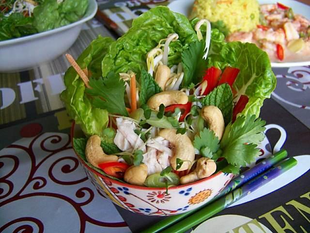 ensalada original receta fácil y saludable