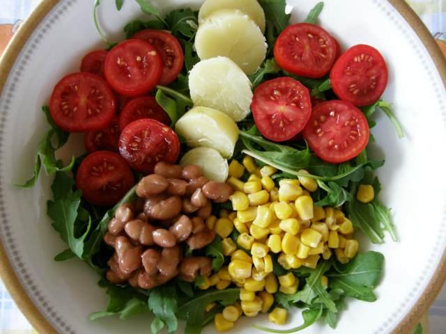 preciosas ensaladas fáciles ideas recetas saludables