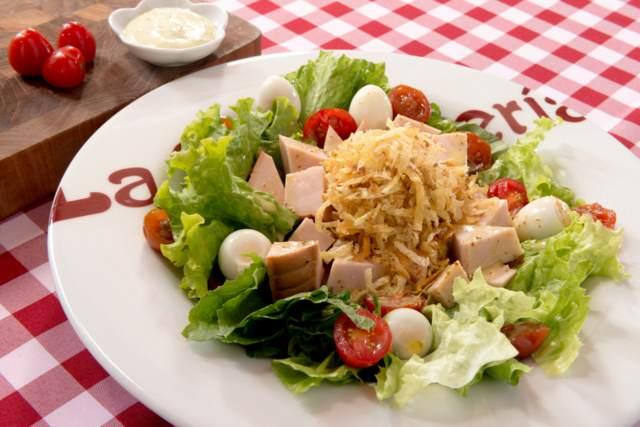 Ensaladas f ciles recetas sabrosas para vida saludable for Ideas ensaladas originales