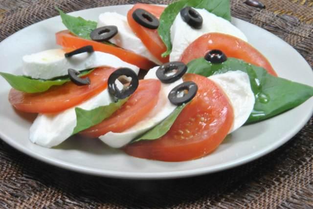 fáciles sabrosas ensaladas recetas originales