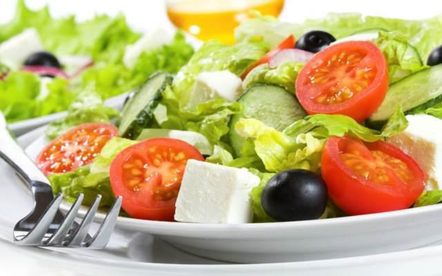 ensaladas ideas sabrosas saludables recetas vida sana