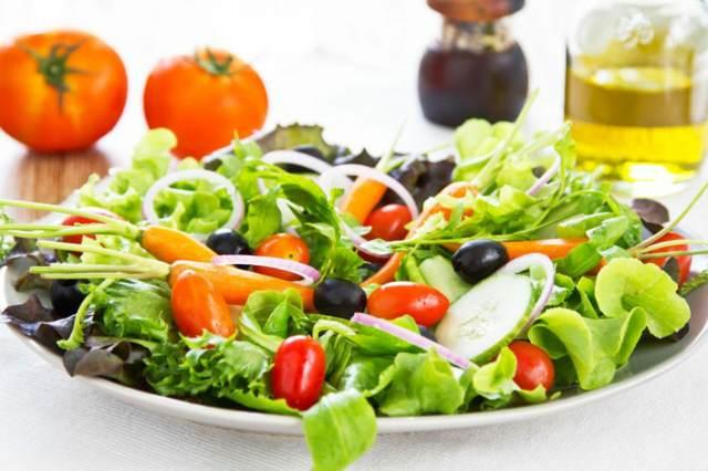 ensaladas fáciles ricas nutritivas preparación
