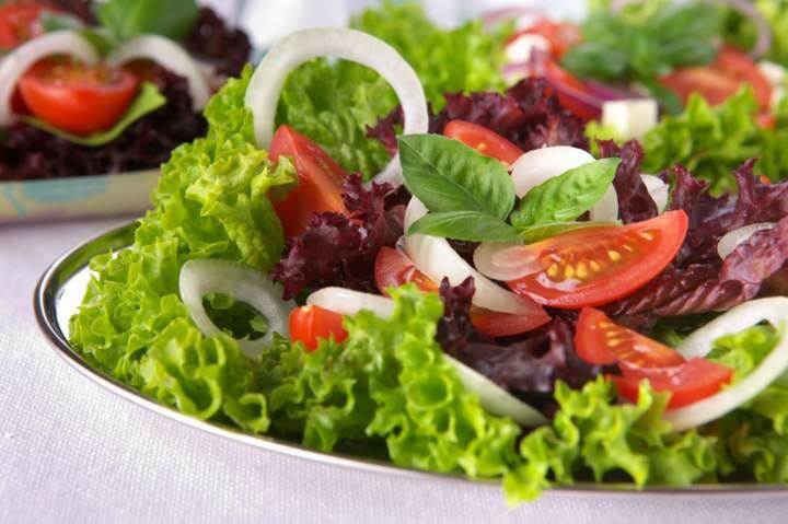 ensaladas saludables sabrosas recetas fáciles