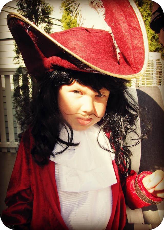 entero disfraz maquillaje accesorios de pirata Jack