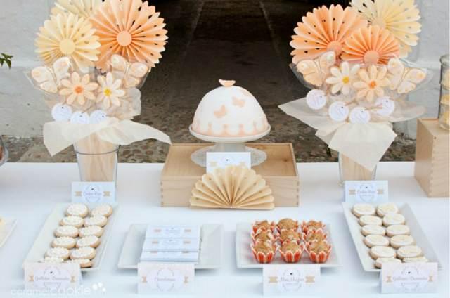 evento blanco dulces postres chocolate sabroso ideas