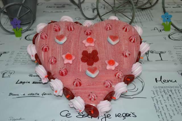 feliz aniversario pastel original decoración temática forma corazón