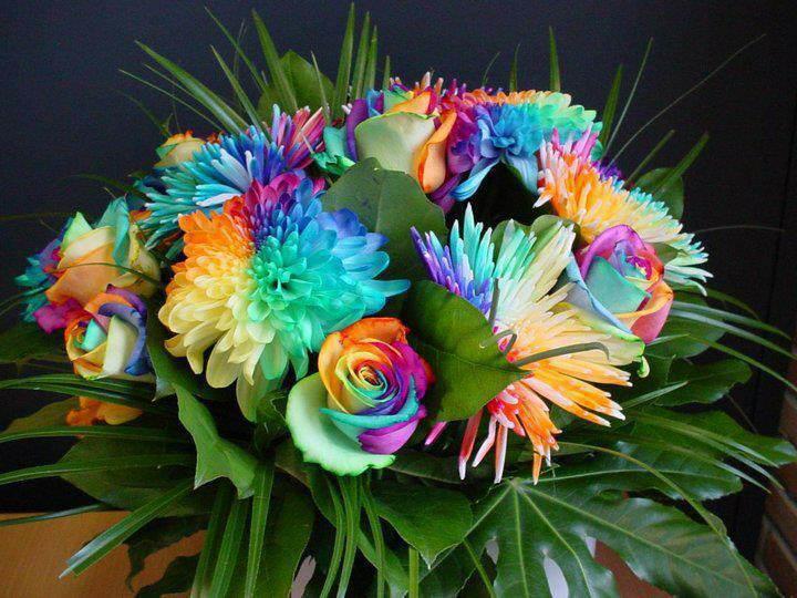 Flores bonitas: interesantes ideas para decoración