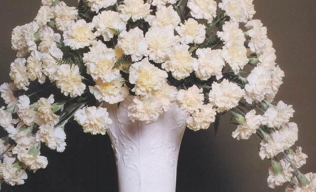 flores bonitas ideas hermosas decoración color blanco