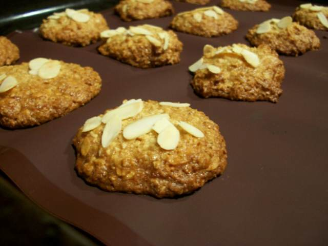 galletas de avena postre receta sabrosa fiesta