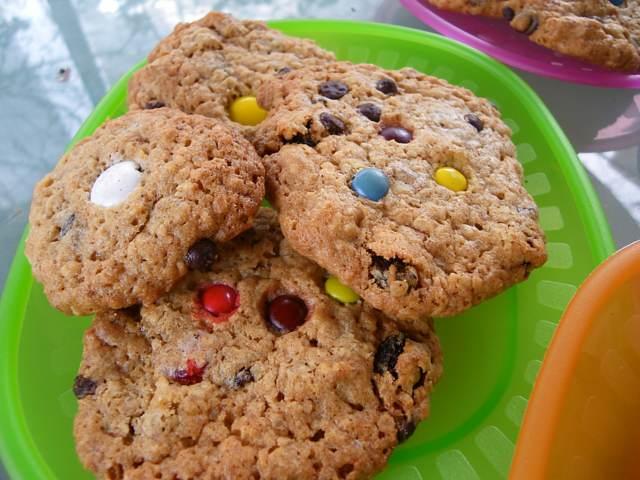 galletas de avena decoradas recetas sabrosas fiestas temáticas