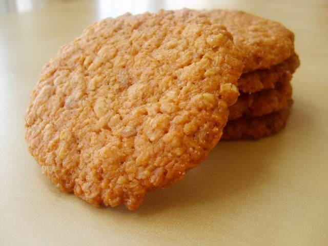 galletas avena receta sabrosa dulces fiesta