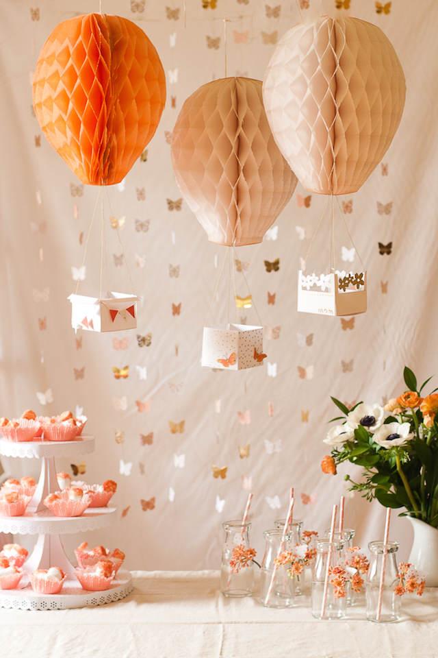 globos de aire estupenda decoración para cumpleaños
