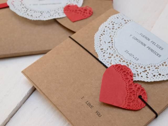 invitaciones de boda ideas únicas elegantes