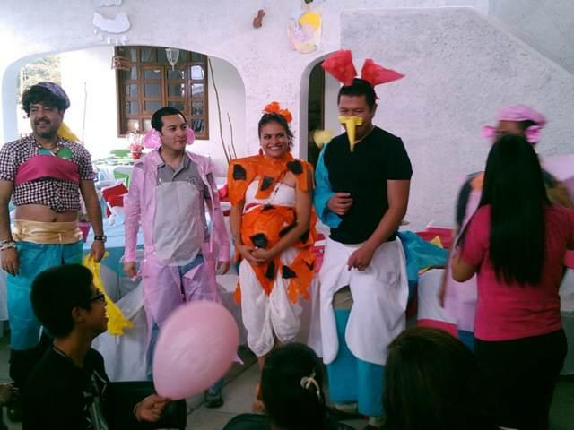 juegos divertidos baby shower fiesta maravillosa