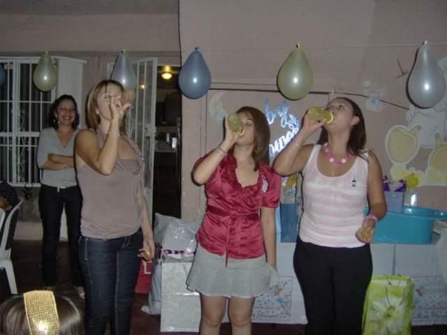 juegos baby shower ideas divertidas fiesta original