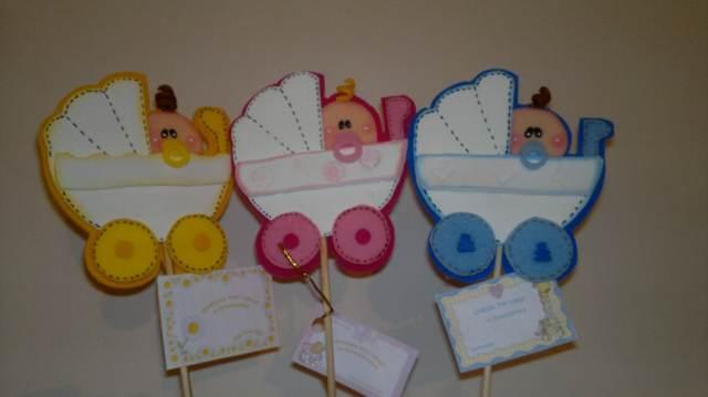 manualidades bautizo ideas temáticas baby shower memorable