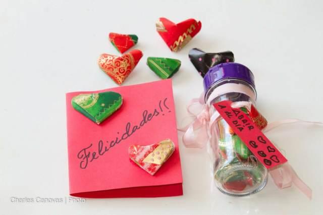 manualidades sorepsas pequeños detalles amor aniversario