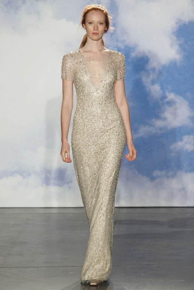 modelo diferente original vestido novia bodas 2015