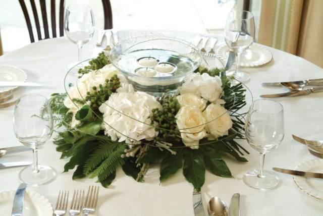modernos centros arreglos mesa boda fabulosa