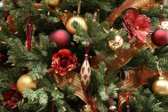 Navidad fabulosa decoración ideas magníficas interesantes