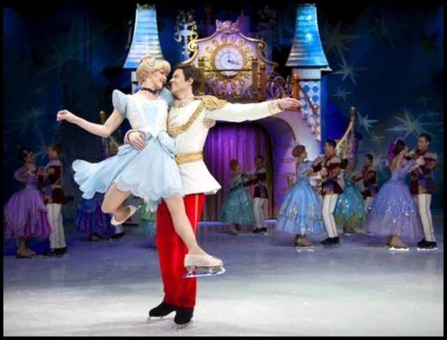 obras de teatro infantiles preciosas Disney On Ice