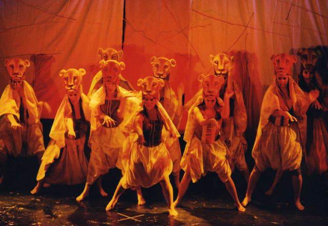 obras de teatro infantiles magníficas el Rey León
