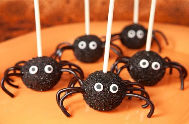 originales trufas chocolate fiestas temáticas