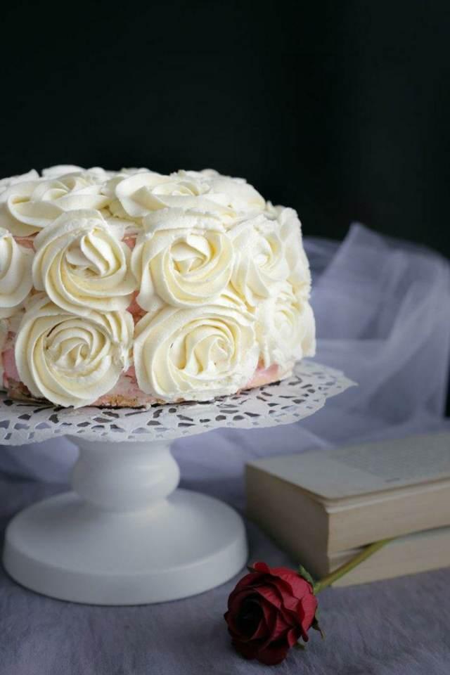pastel magnífico chocolate blanco idea sabrosa fiesta temática