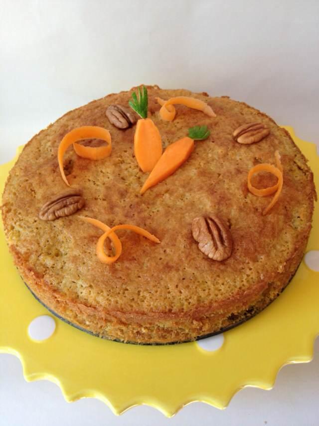 pastel zanahoria decoración recetas sabrosas ideas