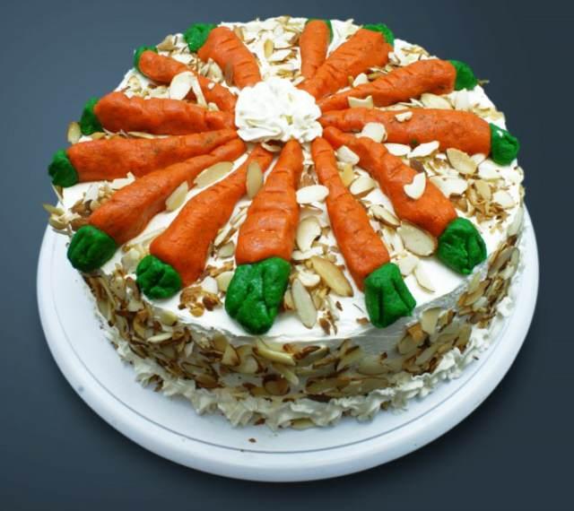 pastel de zanahoria ideas sabrosas decoración recetas originales
