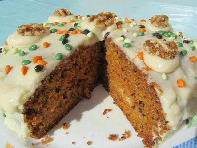 pastel zanahoria recetas ideas originales sabrosas
