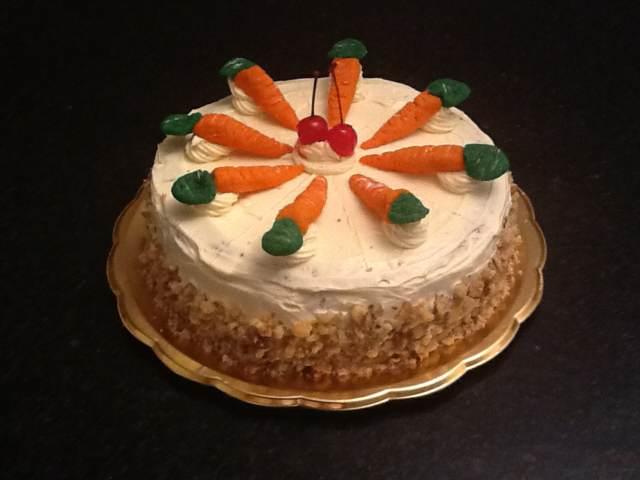 pastel zanahoria recetas originales ideas