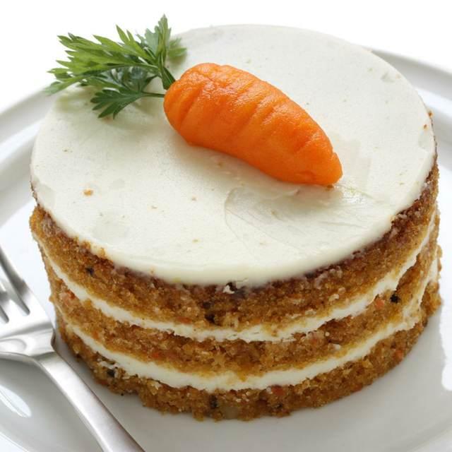 pastel zanahoria decoracióno temática recetas sabrosas