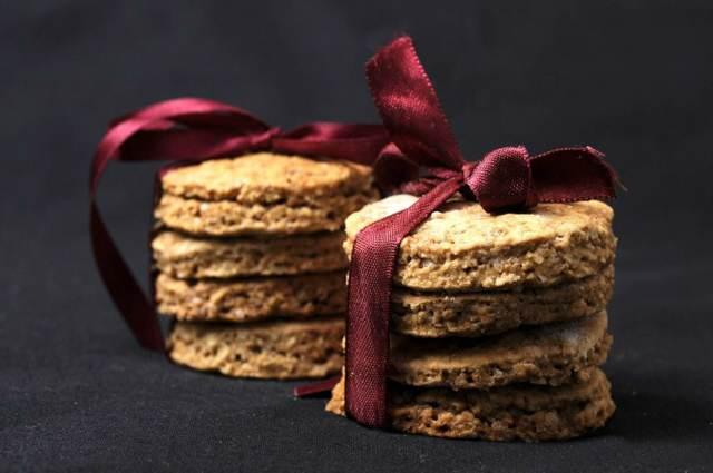 preciosas galletas de avena sabrosas recetas