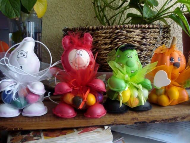 preciosos dulceros fiestas infantiles decoración diferente