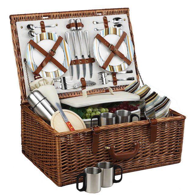 regalo corporativo interesante set de picnic