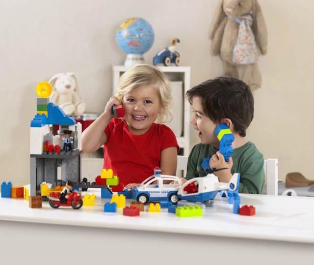 regalo niños lego diferentes tipos
