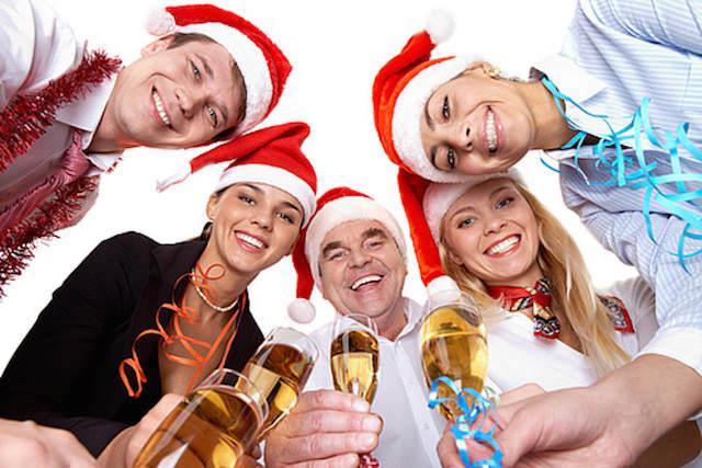 regalos personalizados personal fiesta navideña compañía