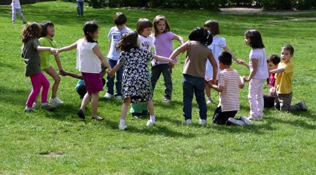 rondas infantiles corro de la patata juegos tradicionales