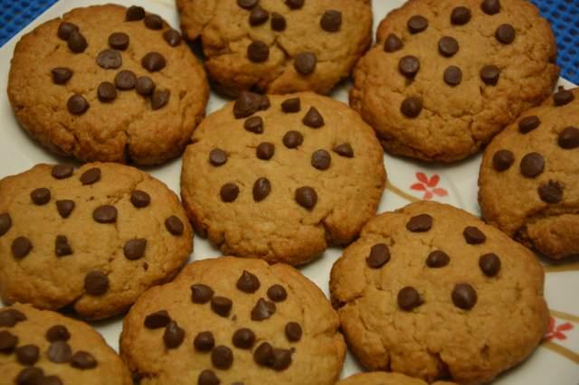 sabrosas galletas avena receta original fiestas temáticas