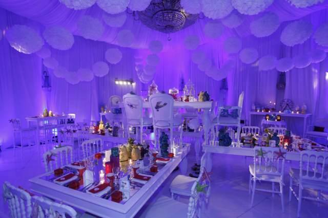 salones de fiestas ideas maravillosas decoración temática