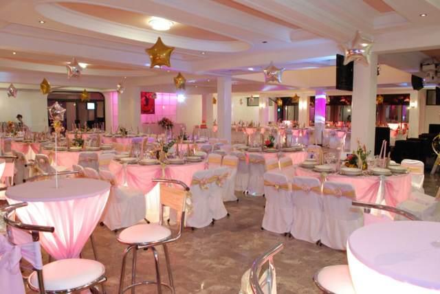 Salones de fiestas ideas para la fiesta de cumplea os for Acuario salon de fiestas