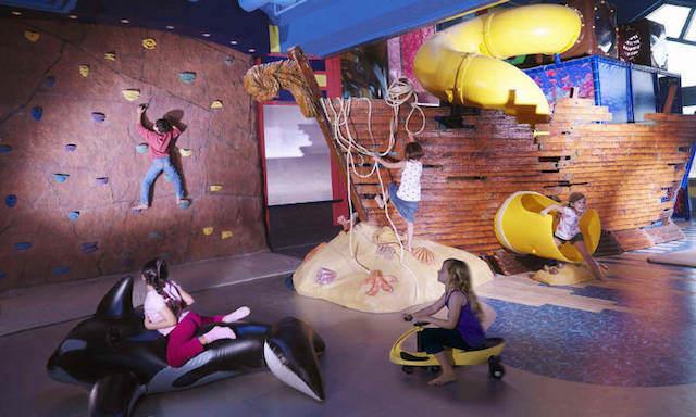 salones de fiestas infantiles actividades distintas