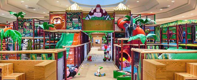 salones de fiestas infantiles diversidad interior