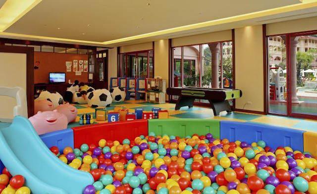 salones de fiestas infantiles interior mobiliario profesional