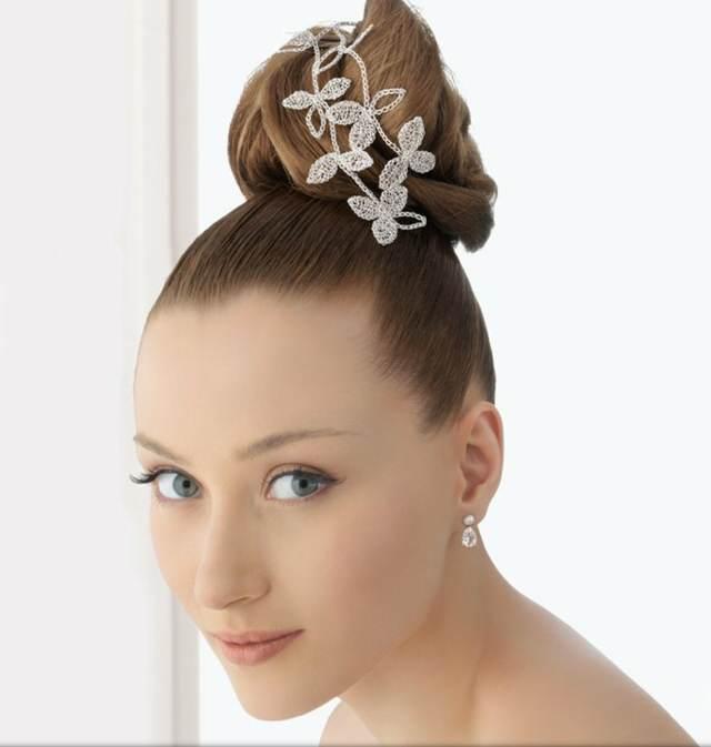 tocados novia modelos elegantes tendencias modernas