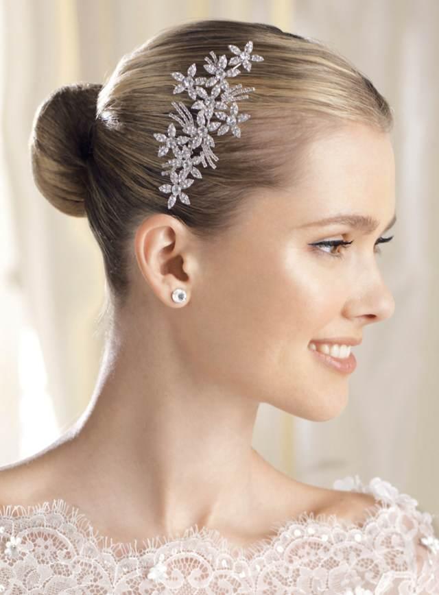tocados de novia las tendencias modernas 2015